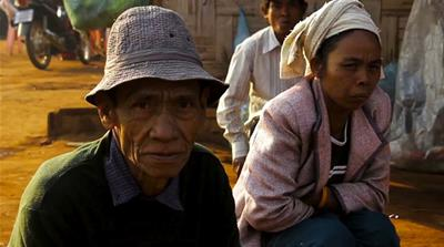 Myanmar Shan refugees struggle at Thai border