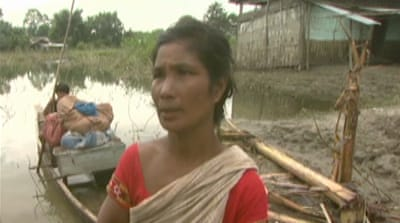 Millions affected in Assam floods