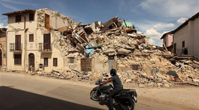 Scientists found guilty in Italy quake trial