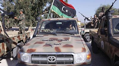 Libya: A year after Gaddafi