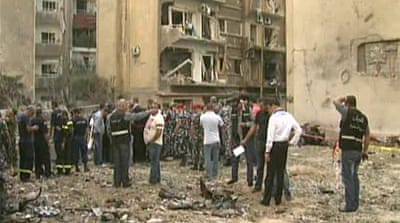 Beirut victims deal with explosion aftermath