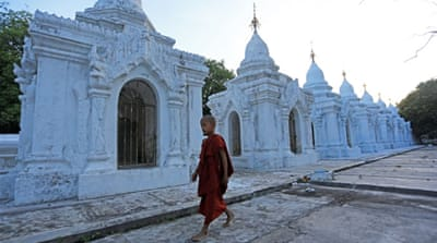 In Pictures: Myanmar's cultural capital