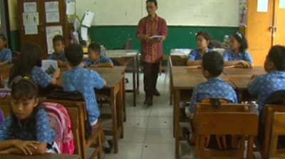 Indonesian schools to push patriotism