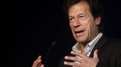 Imran Khan discusses Pakistan-US ties