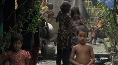 Bangladesh denies entry to Rohingya refugees