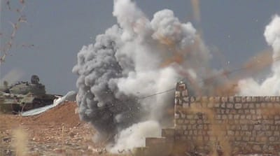 Syrian ceasefire: Going up in smoke