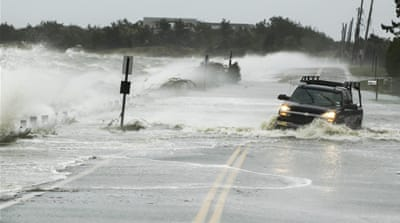 Hurricane Sandy: Time to do something about climate change