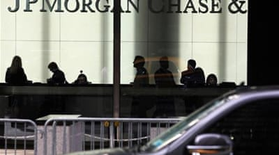 The National Credit Union Administration's latest suit is the third against JP Morgan [Reuters]