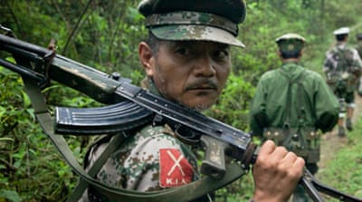 Blood and Gold: Inside Burma's Hidden War