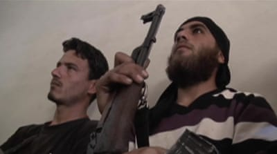 Foreign fighters look to aid Syria's rebels