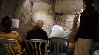 In Pictures: Exploring the Western Wall