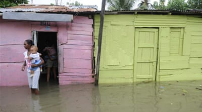 Haiti experienced the highest death toll and the most damage to infrastructure from Hurricane Sandy [Reuters]