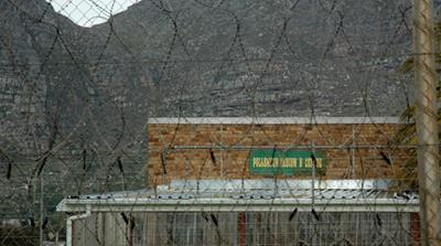 Tuberculosis stalks South African prisons