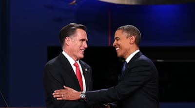 Obama vs Romney: The first debate