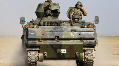 Turkey authorises future Syria raids