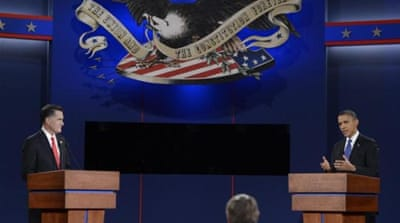 Romney takes on Big Bird but not the big issues