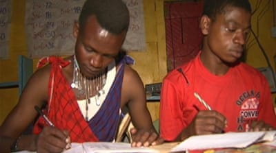 Kenya's Maasai given chance at education