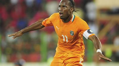 Ivory Coast star Drogba joined Chinese club Shanghai Shenhua from European Champions Chelsea this season, but is now being linked with a move to Juventus [EPA]