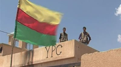Syria's Kurds split over uprising