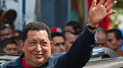 Chavez, who is fighting cancer, has been the dominant figure in Venezuela since he won power 14 years ago [Reuters]
