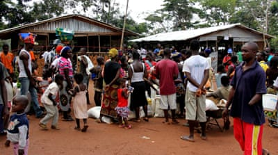 Ivorian refugees in no rush to leave Liberia