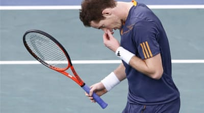 World number 69 Janowicz broke Murray twice in the third set to knock out the remaining top seed, following Djokovic's shock exit on Wednesday [Reuters]