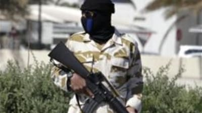 Bahrain deploys paramilitaries to patrol city