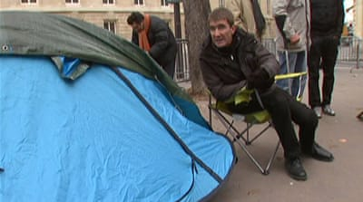 French mayor on hunger strike over funding