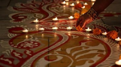 In Pictures: Diwali Festival
