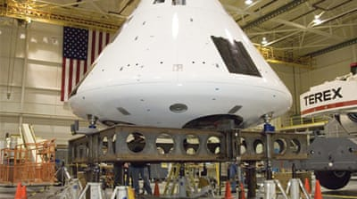 The Orion MultiPurpose Crew Vehicle is now being developed for a manned mission to an asteroid in 2025 [NASA]