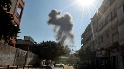 Taking sides as Gaza conflict intensifies