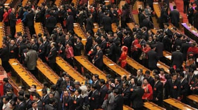 In Pictures:  China's Congress closes