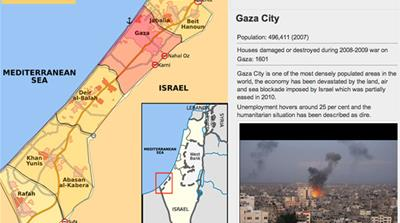 Gaza: A people under siege