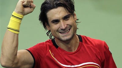 Spain are bidding for their fourth Davis Cup crown in five years [Reuters]