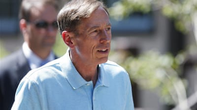 Petraeus testifies on Benghazi attack