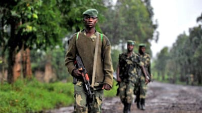 Rebels in Congo advance on Goma
