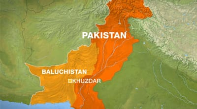 Women and children die in Pakistan bus attack