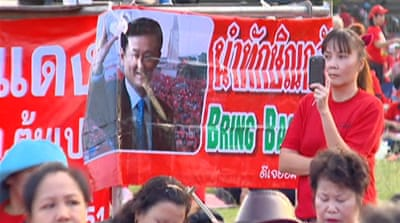 Thailand's Red Shirts weigh a comeback