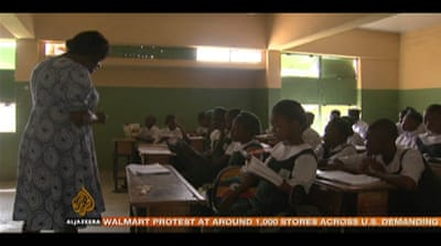 UK aid 'wasted' on Nigerian schools