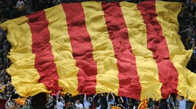 Catalonia polls close amid independence calls