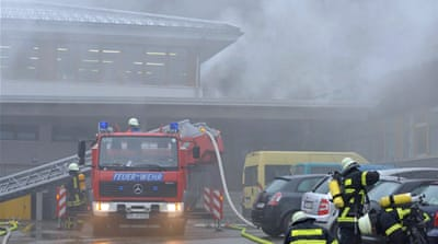 Deadly fire at German workshop for disabled