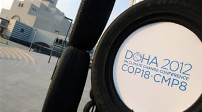Climate talks: More hot air about hot air?