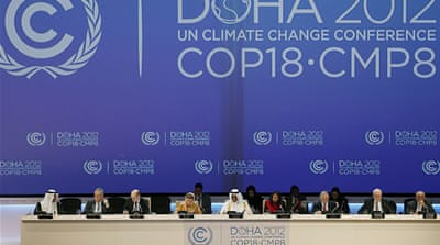 Attiyah, the COP president, said the 'phenomenon' of climate change was a common challenge [EPA]