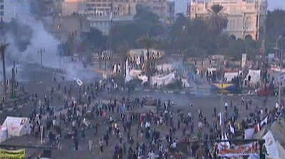 Mass anti-Morsi rally in Egyptian capital