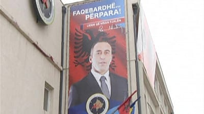Verdict due for former Kosovan leader