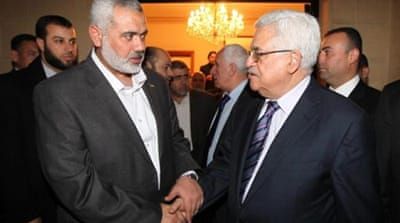 In Cairo, Abbas under pressure over succession plan