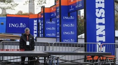 New York City Marathon nixed after storm