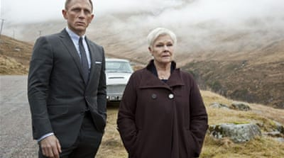 James Bond's 'Skyfall', or the decadence of the West
