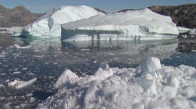 Polar ice melt 'accelerating'