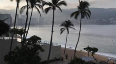 Acapulco blighted by Mexico's drug wars